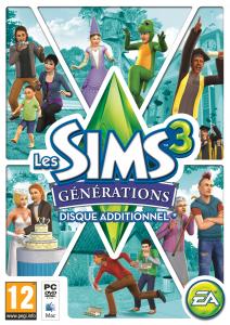 Jaquette_Les_Sims_3_Générations