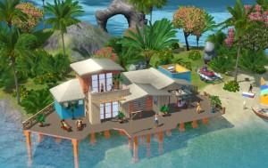 Sims-iledereve