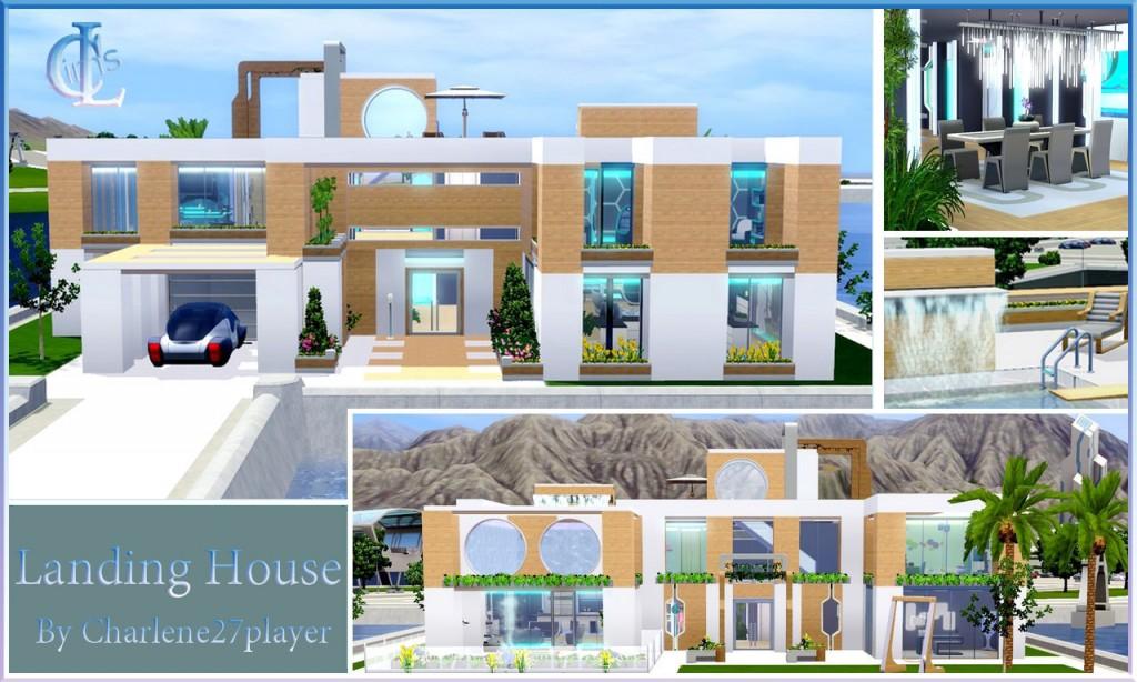 Landing House By Charlene27player