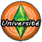 icone université