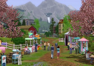 Sims 3 Saisons