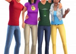 Quelques images des Sims 4