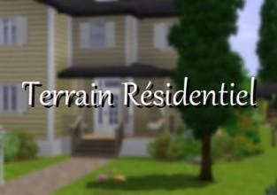 Les Terrains Residentiels de Tom