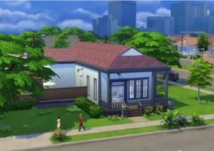 Vidéo sur le mode construction [Sims 4]