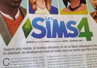 Jeux vidéo Magazine nous révèle des informations !