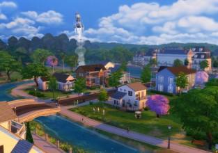 Les Sims 4 : en avant la musique ! [son du mode construction ]