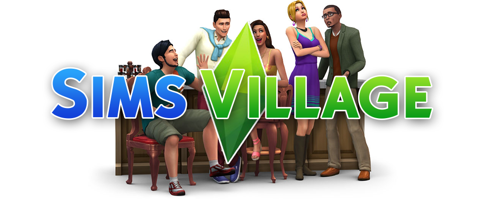 Sims village