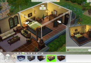 La configuration des Sims 4 !