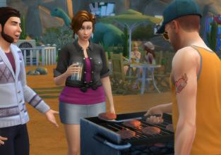 Les Sims 4 : Vidéo Gameplay