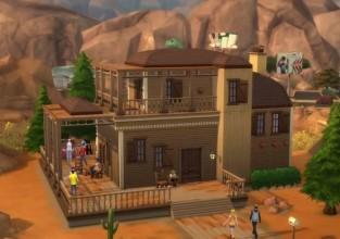 Découverte d'un nouvel habitants dans les Sims 4 !