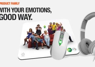 S'equiper pour Les Sims 4 avec Steelseries !