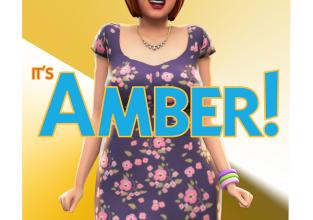 Voici Amber !