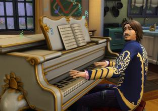 Musique des Sims 4