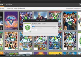Nouvelle mise à jours pour Les Sims 4
