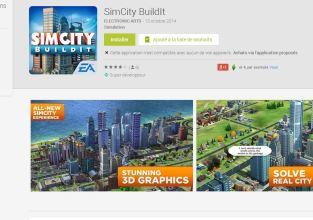 Simcity Buildit: Sortie très proche ! (photo+informations)