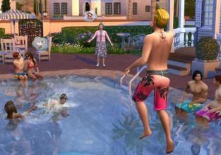 Les piscines sont disponible dans la nouvelle mise à jour