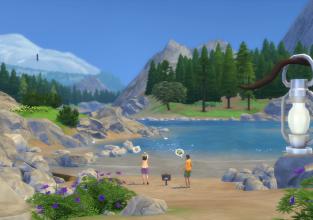 Les Sims 4 Destination Nature disponible + mise à jour + Sortie Mac !