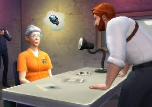 Trailer Les Sims Au Travail : Detective