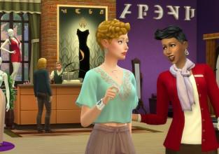 Les Sims 4 au Travail ? Des Questions?  c'est le moment !