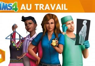 Trailer Les Sims Au Travail : Scientifique