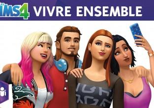 FanDay Les Sims 4 Vivre Ensemble