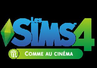 Nouveau Kit: Les Sims 4 Comme au cinéma !