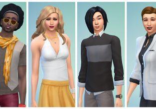 Mise à jour 1.19 des nouveautés pour Les Sims 4