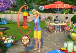 Annonce: Les Sims 4 En Pleine Air !!!