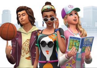 Les Sims 4 Vie Citadine le prochain disque additionnel !