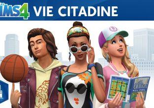 Live Les Sims 4 Vie Citadine