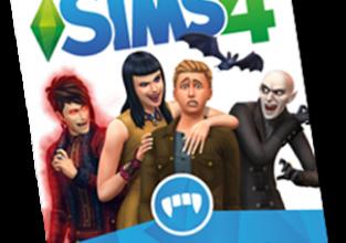 Les vampires débarque dans les Sims 4